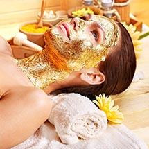 Θεραπεία Με Φύλλα Χρυσού – GOLD TREATMENT